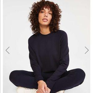NWT Lou & Grey Sweatshirt Black, Medium
